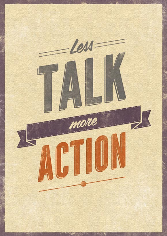 Less+Talk,+more+action