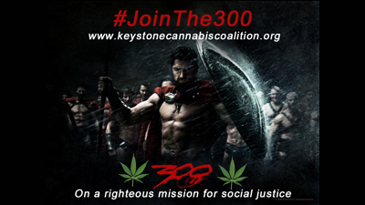 #JoinThe300